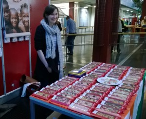 Spendenaktion Uni Bielefeld