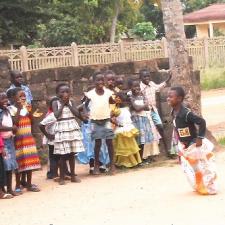 Missionseinsatz in der Elfenbeinküste