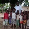 Schulprojekt Kinderheim Elfenbeinküste