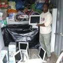 Schulprojekt Kinderheim Elfenbeinküste Computerkurs