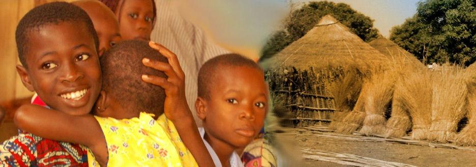 DIV-Kinder e.V. Umarmung Kinder Hütten